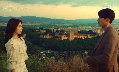 memories of alhambra