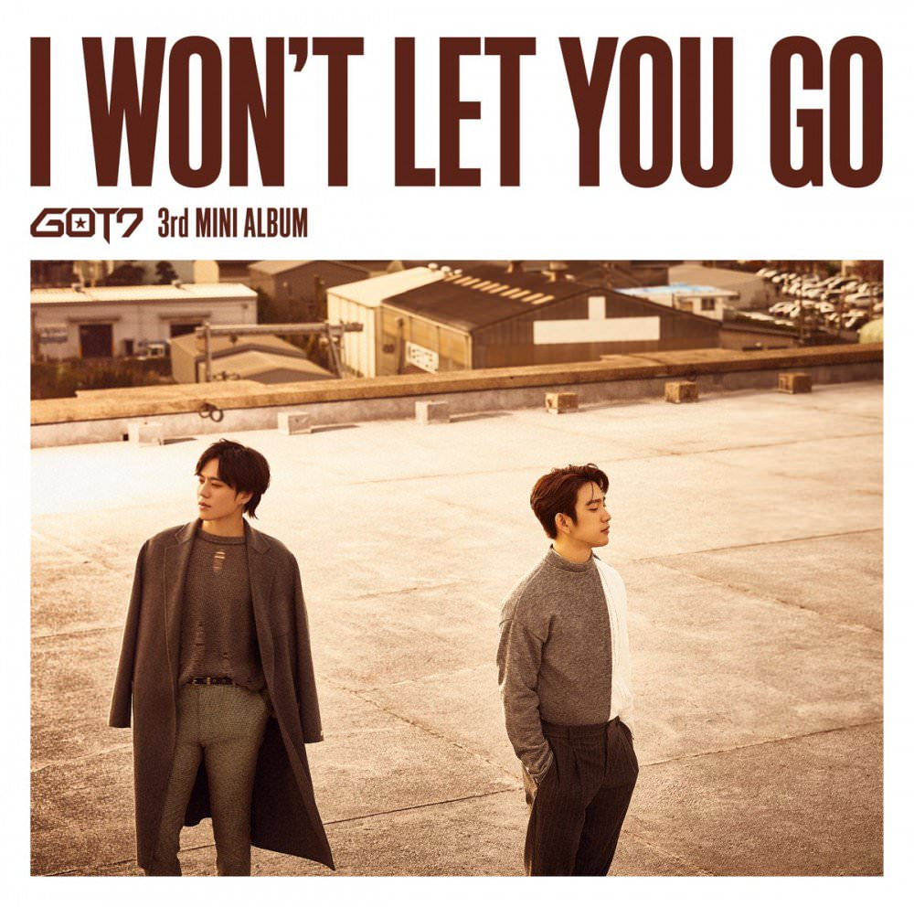 GOT7 says 'I Won't Let You Go' in new Japanese teasers | All