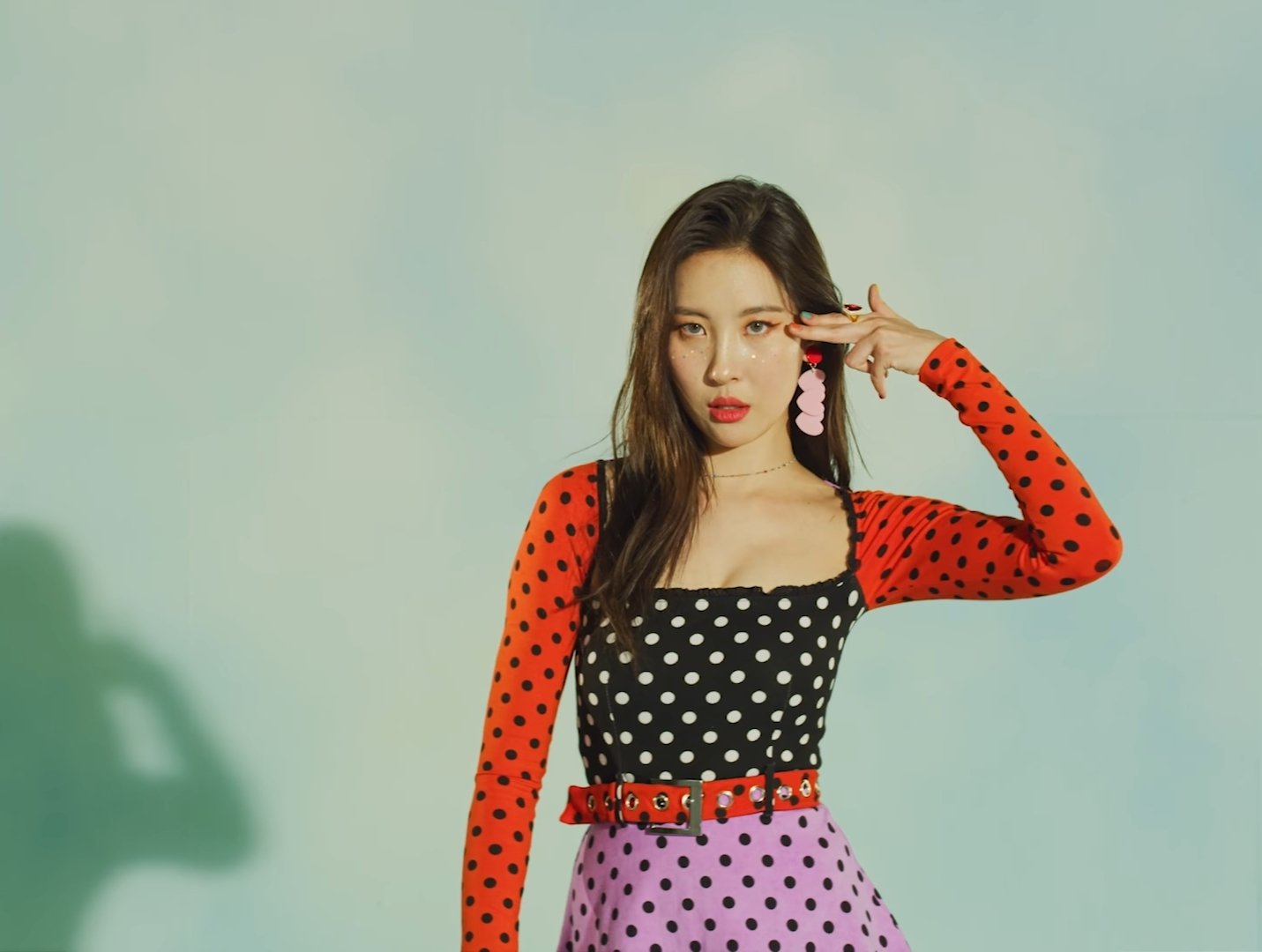 GIRLKINDs JK has you Split with latest solo MV | All