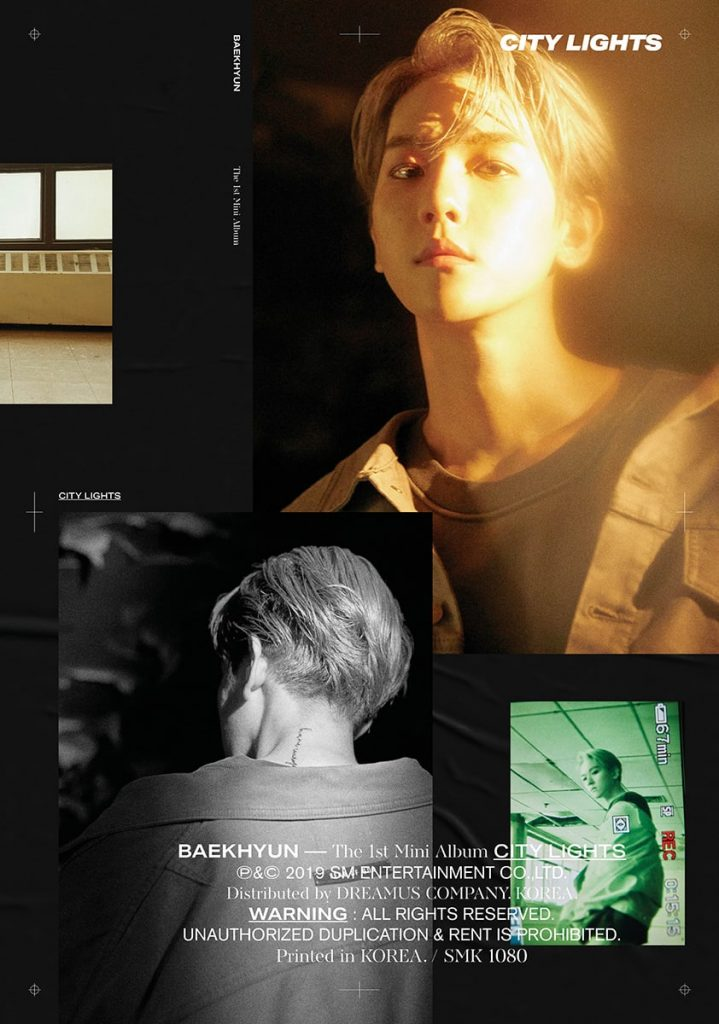 Baekhyun Brings A Cool Aesthetic For City Lights All Access Asia