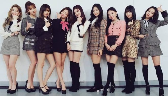 Twice Confirms Japanese Return All Access Asia