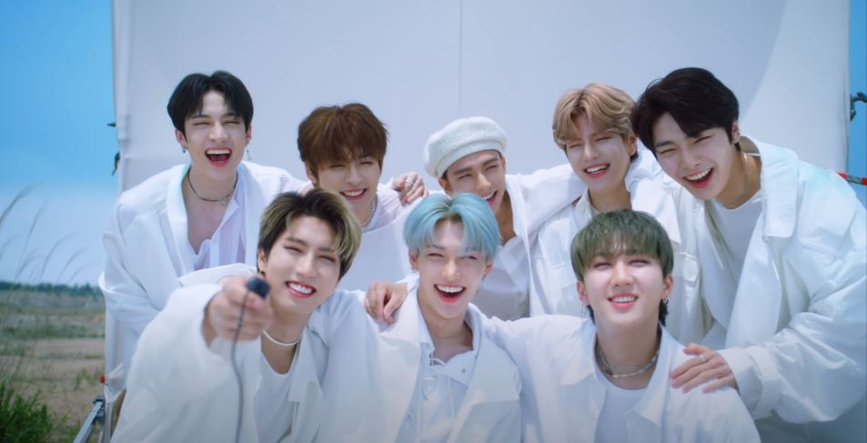 Stray Kids gives you a 'BluePrint' in new MV | All Access Asia
